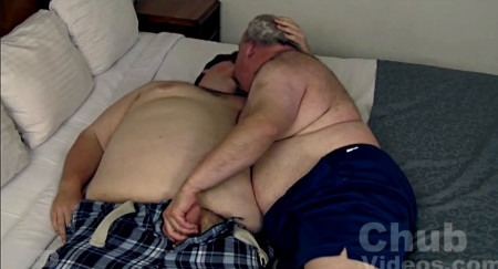 fat burly gay men fucking