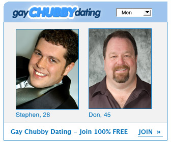 gay chubby dating