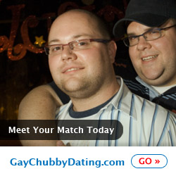 gay dating chubby