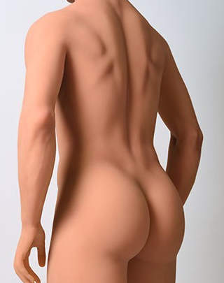 male sex doll ass