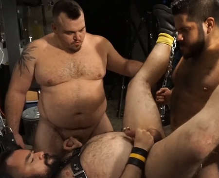 fat men gay porn